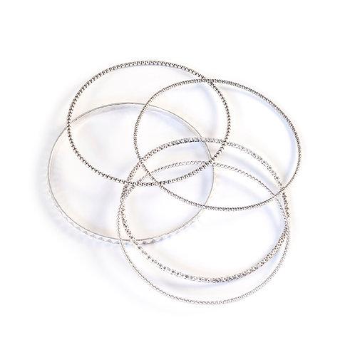 Bracelet Précieux Argent