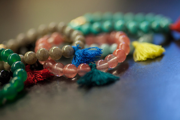 Les bracelets Buddha