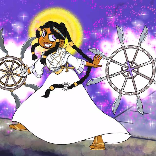 The Saintsof Legend:St. Katherine of Alexandria
