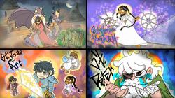 Saints of Legend
