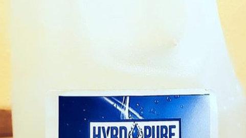 Hyrdopure Alkaline water 1 gallon