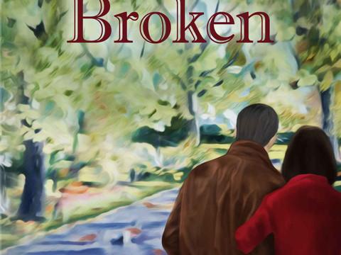 Book Review: Once Broken by D. M. Hamblin