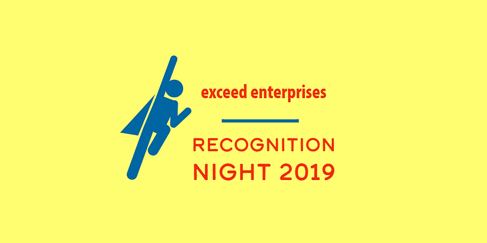 Recognition Night 2019