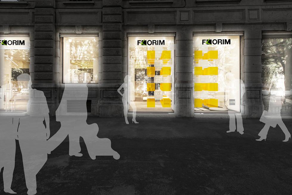 FLORIM Pavilion, Milan