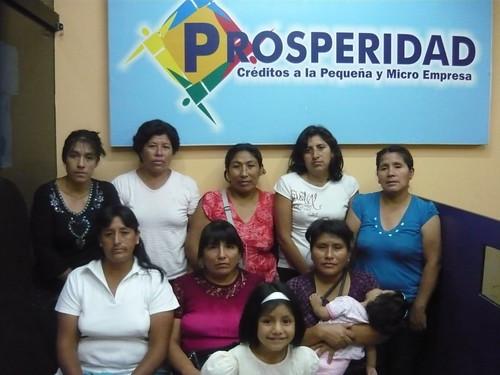 Kiva - Los Capullitos Group (Huaycan, Peru)