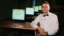 Евгений Манаков, преподаватель