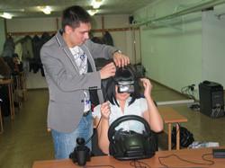 3D Автотренажер, подготовка