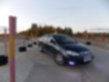 Учебный автомобиль Toyota с МКПП