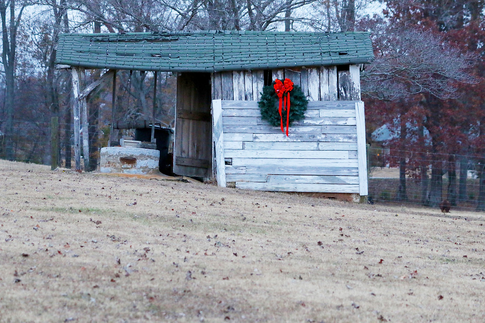 Little Christmas Shack