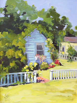 Nantucket Cottage - SOLD