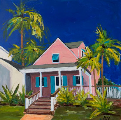 Bahamas Bungalow #1