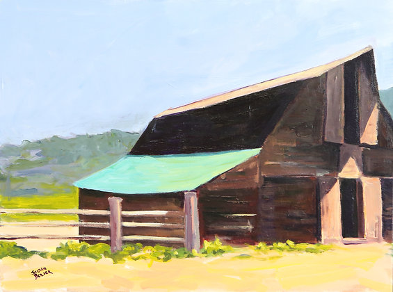 Colorado Barn - SOLD