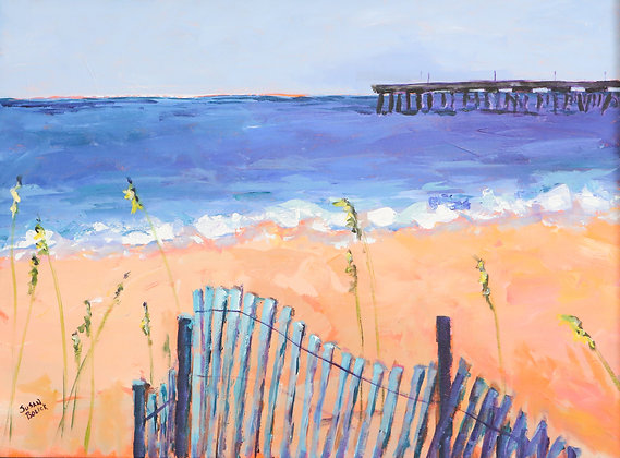 Wrightsville Beach Sunset - SOLD