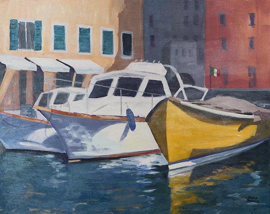 Portofino Italy Waterfront - SOLD