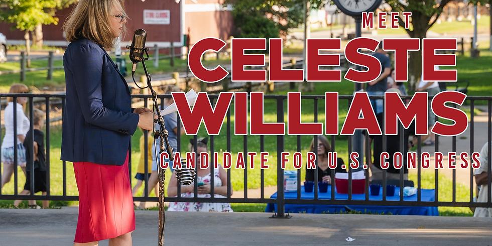 Celeste Williams Campus Q&A