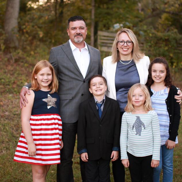 Celeste Family Photos