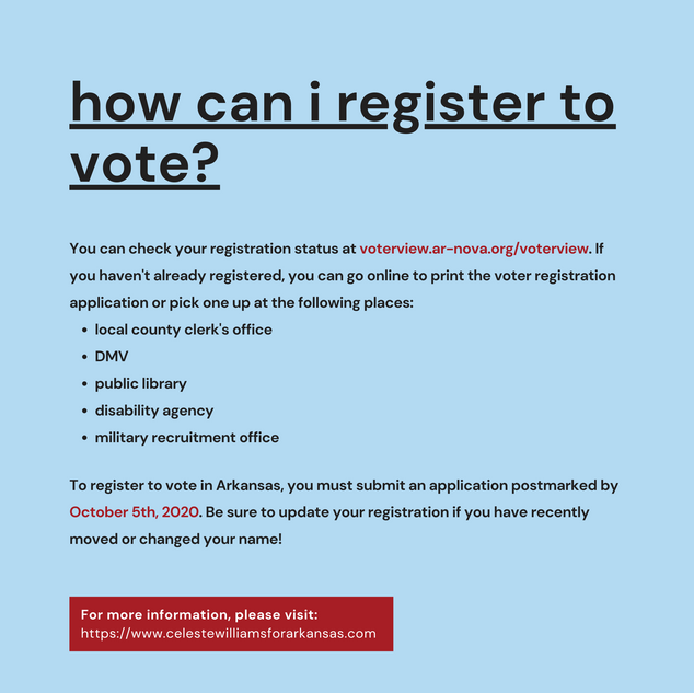 How Can I Register to Vote?