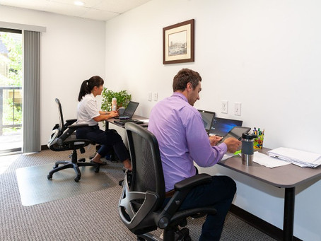 Why Shared Office Space