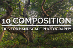 10 Landscape Photography Composition Tips