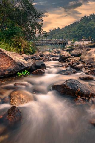 Tabakoshi River