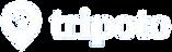 White Tripoto Logo.png