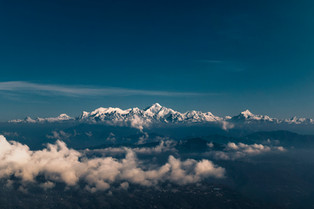 The Sleeping Budhha Range
