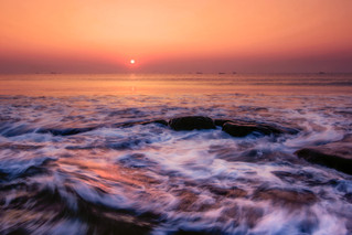 Sunrise, Gopalpur