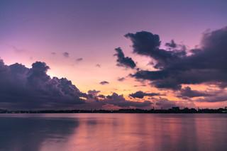 Sunset, Agarpara