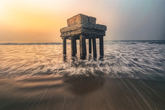 The Old Pillar