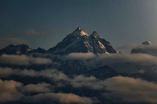 Mt. Siniolchu