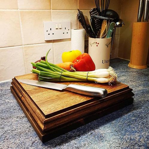 Oak Chopping Board.