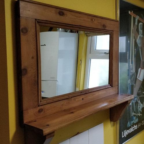 Reclaimed Bathroom Mirror