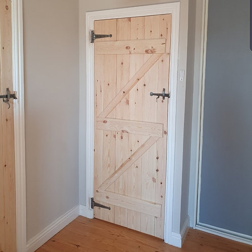 Ledged And Braced Doors