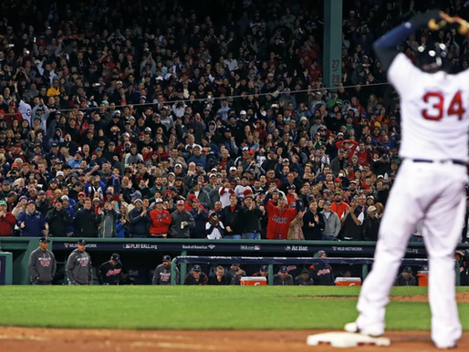 David Ortiz's Best Moments in Honor of his 45th Birthday