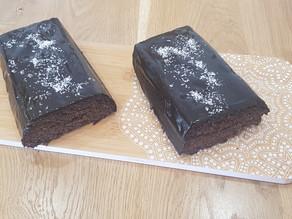 עוגת פרג ושוקולד משגעת