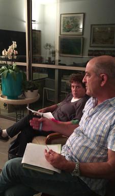 לומדים פרויד עם מקסים בן אמו 2016