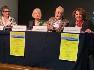 בכנס של האיגוד הבינלאומי לפסיכואנליזה זוגית ומשפחתית בנפולי 2019