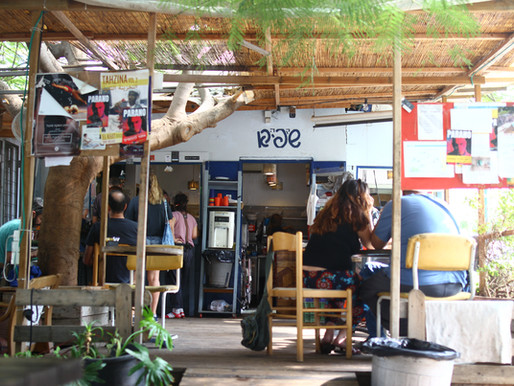 מסלול סיור: טועמים עולם בשכונת שפירא