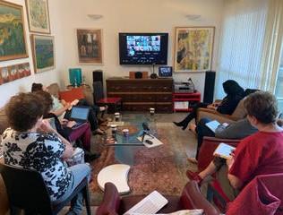 דיווח על פרוייקט ההכשרה שלנו בז׳ורנל הבין-לאומי לפסיכואנליזה זוגית ומפחתית