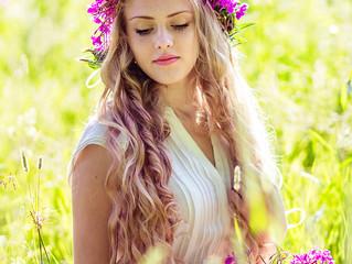 Красота вдохновляет