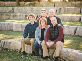 Coreless Family Session