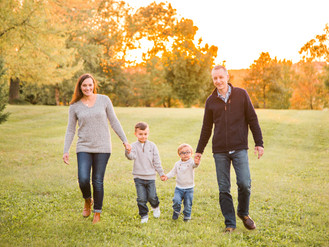 Poole's Family Session