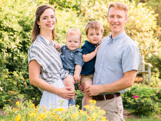 The Stieve's Family Session