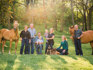 Loncher Family Session