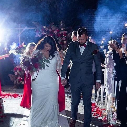 Super congratulations Yanice & Grant!! @