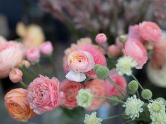 Mindfulness meets Floral Design at Riverdale Farm
