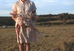 Dress By Trish Bygott