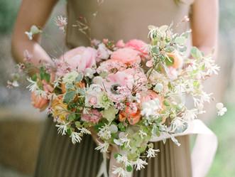 2020 Garden Gathered Wedding Celebration at Riverdale Farm