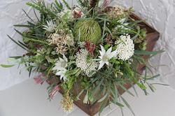 Australian native floral arrangement