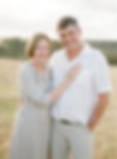 Helen and Jim Leighton of Riverdale Farm